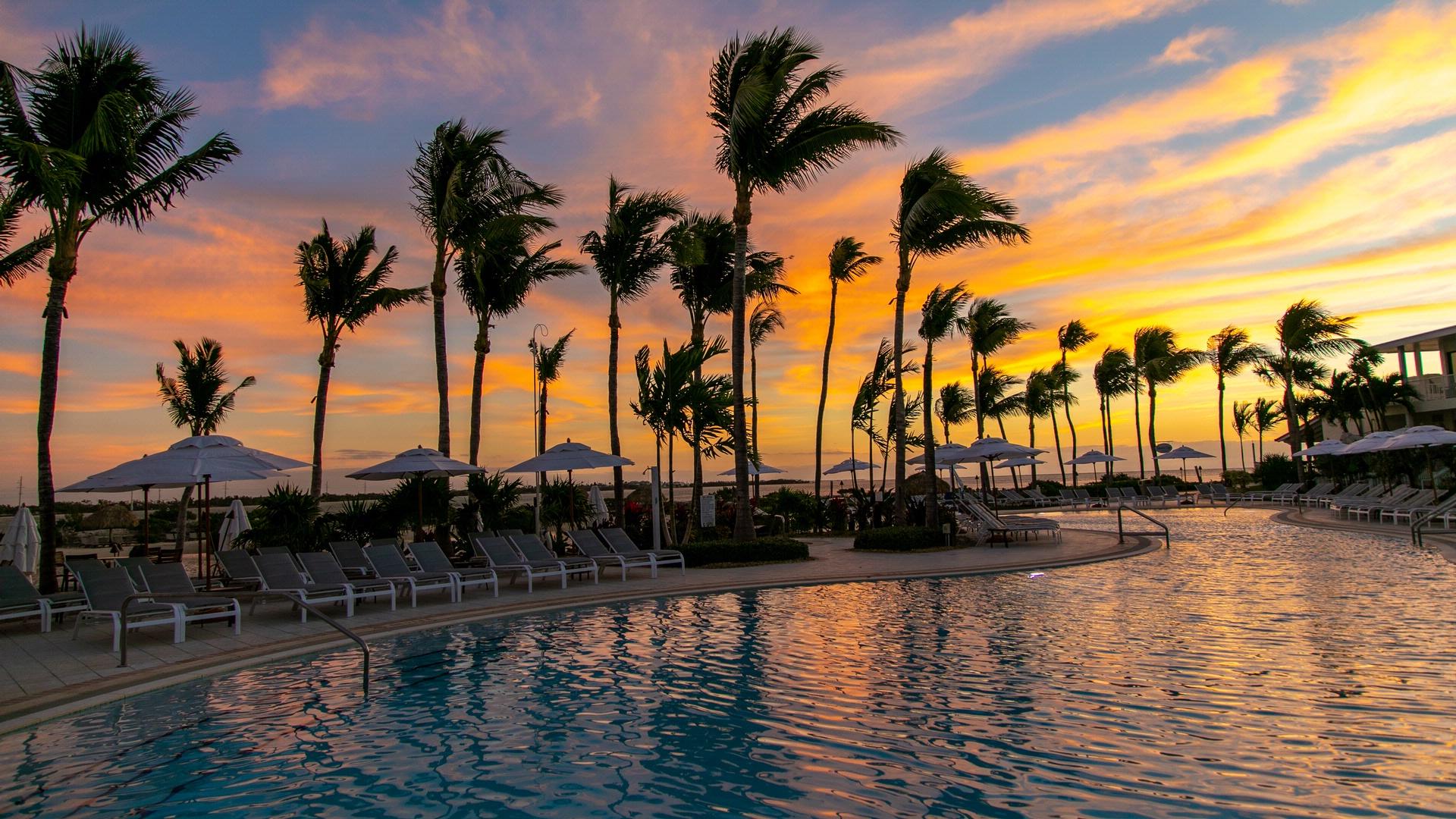 Elizabeth H C, Hawks Cay Resort FL