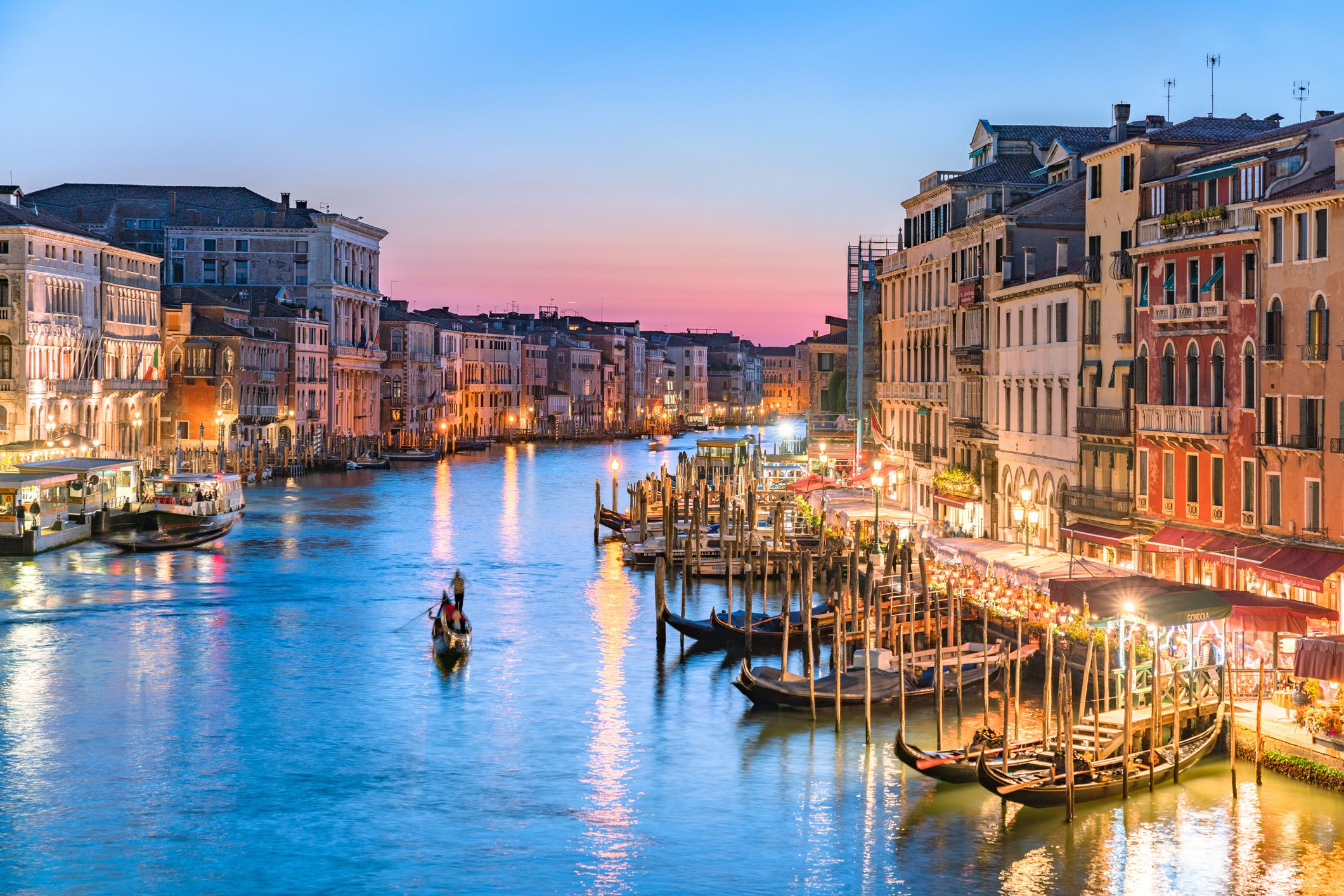 Angélique C, Venice Italy