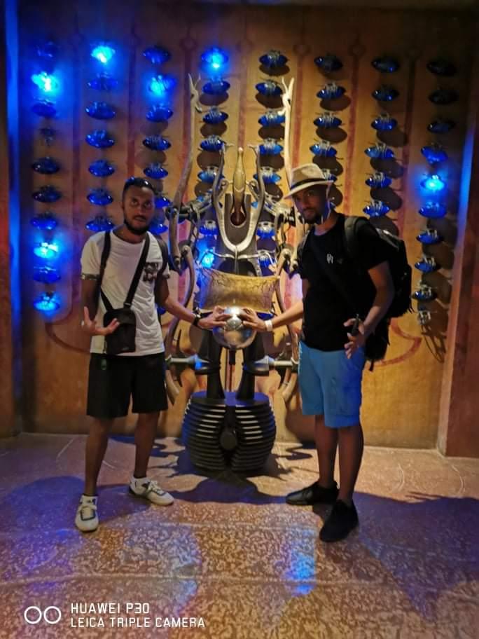 Judicael M, Dubai